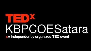 TEDxKBPCOESatara