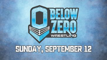 Below Zero Wrestling Live in Fargo