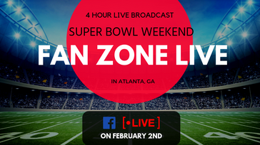 Super Bowl 53 Fan Zone Live