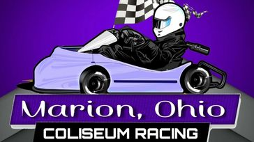 Marion Ohio Coliseum Racing