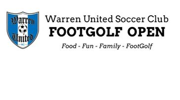 Warren United 3rd Annual Foot Golf Outing
