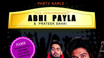 Saturday Night With Abhi Payla & Prateek Sahai