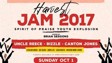 HARVEST JAM 2017: PRAISE 104.1 FM SPIRIT OF PRAISE YOUTH EXPLOSION  (#HARVESTJAM17)