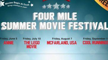 Four Mile Movie Series