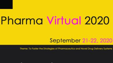 2nd EDITION OF PHARMA VIRTUAL 2020