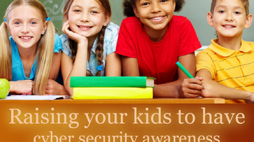 Kids In Cyber Security K.I.C.S