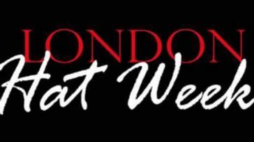 London Hat Week 2018