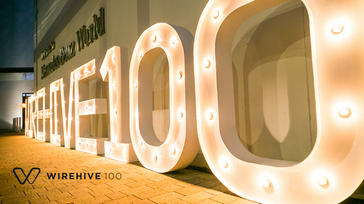Wirehive 100 Awards