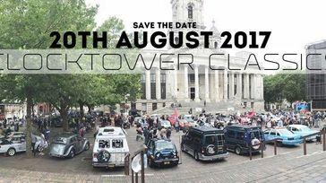 Clocktower classics motorshow
