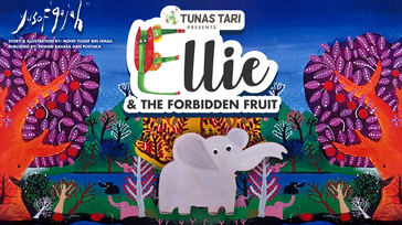 Ellie & The Forbidden Fruit by Tunas Tari