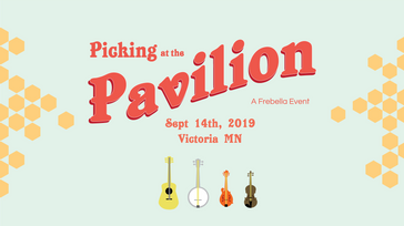 Picking at the Pavilion by Frebella