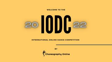 International Online Dance Competition 2022