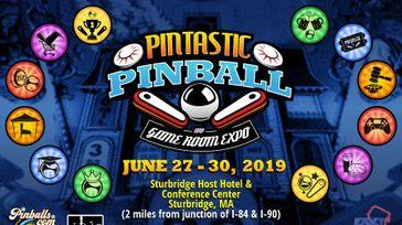 Pintastic Pinball & Game room Expo
