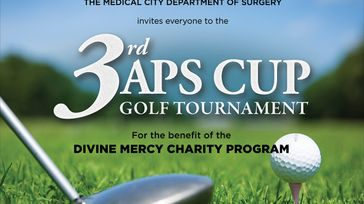 The Medical City 3rd APS Golf Cup