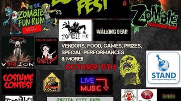 2nd Annual Oneida TN Zombie Fest