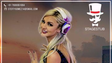 DJ Amie Rose India Tour