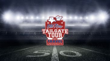Old Row Tailgate Tour Built By Travel University