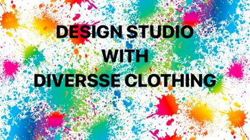 Design Studio Workshop With Diversse Clothing