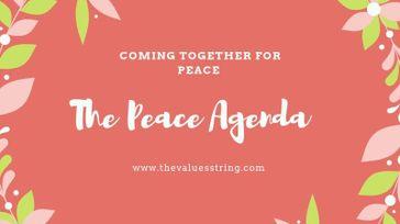 The Peace Agenda