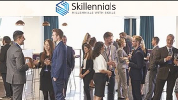 SKILLENNIALS Launch Party!