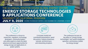 Energy Storage Technologies &Applications Conf.