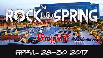 Rock into Spring Las Vegas