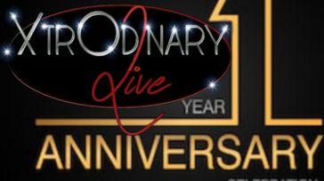 XtrOdinary Live 1yr Filming Anniversary Show