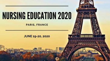 2nd Global NURSING EDUCATION CONFERENCE on June 19-20 at Paris, France