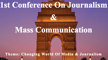 1st Conference On Journalism & Mass Communication