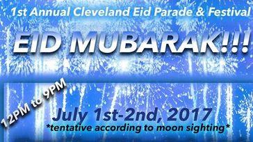 Cleveland Eid Unity Festival