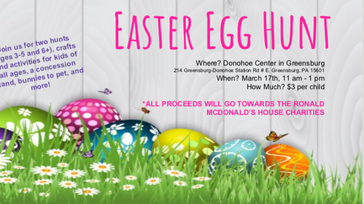 Janelle's Easter Egg Hunt