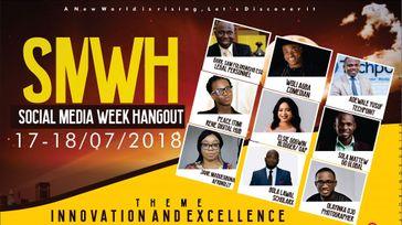 Social Media Week Hangout