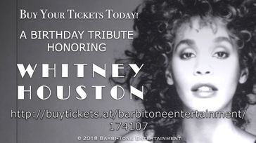 A Birthday Tribute Honoring Whitney Houston