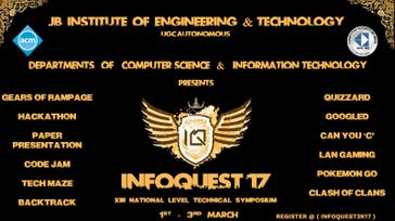 Infoquest 2k17