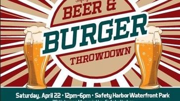 3rd Annual Beer and Burger Throwdown