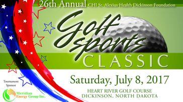 Golf Sports Classic Tournament