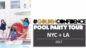 The 3rd Annual Golden Confidence Pool Party Tour