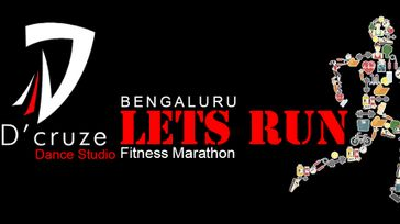 Lets Run Fitness Marathon