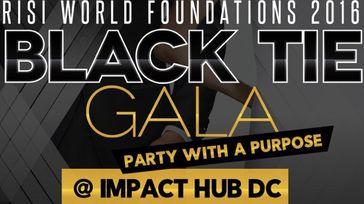 RWF 2016 Black Tie Gala #rwfpartywithapurpose