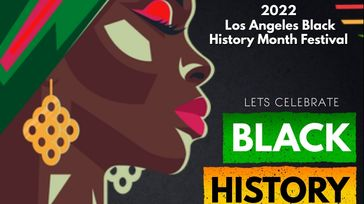 Los Angeles Black History Month Festival Sponsorships