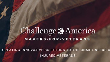 Challenge America: Makers For Veterans