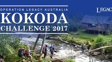 Operation Legacy Australia Kokoda Challenge 2017