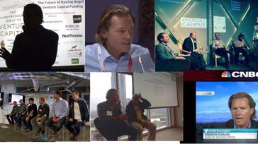 Masters of Corporate Venture Capital - Booktour