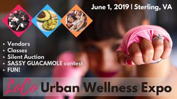 LoCo Urban Wellness Expo | SASSY Guacamole