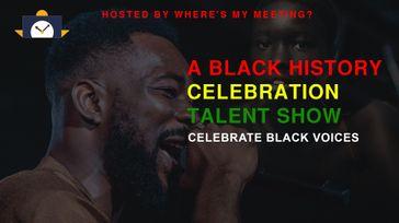 Celebrate Black Voices Talent Show