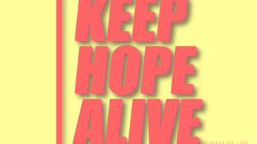 Project Keep Hope Alive