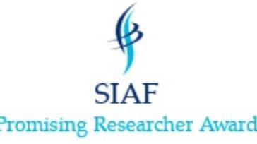Promising future researcher award