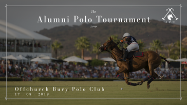 Alumni Polo Tournament 2019