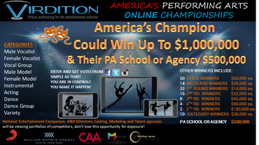 America's Performing Arts Championship Competition