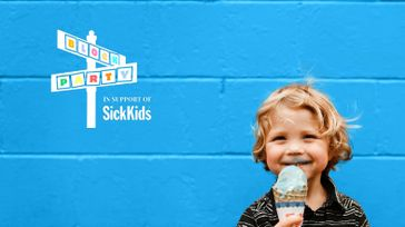 Block Party in Support of SickKids